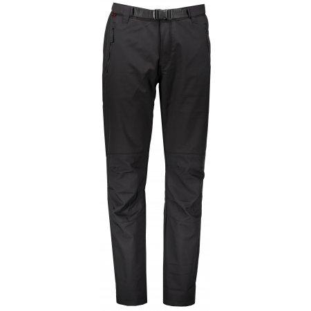 Pánské softshellové kalhoty ALPINE PRO KERMAN 2 MPAM256 ČERNÁ