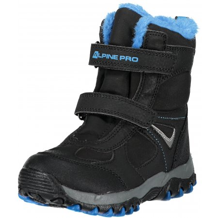 Dětské zimní boty ALPINE PRO WANO KBTM169 MODRÁ