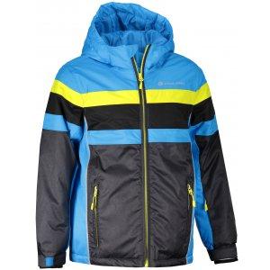 Dětská lyžařská bunda ALPINE PRO WIREMO 2 KJCM121 MODRÁ