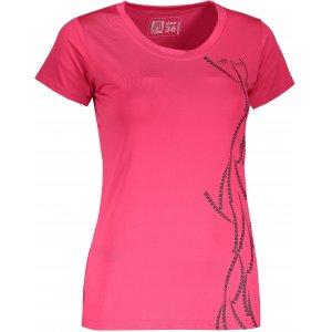 Dívčí funkční triko ALTISPORT KOUFA-J ALJS18068 RŮŽOVÁ