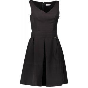 Dámské šaty NUMOCO A160-1 ČERNÁ