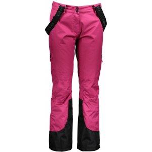 Dámské lyžařské kalhoty ALPINE PRO NUDDA 3 LPAM279 FIALOVÁ