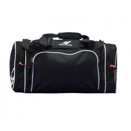 Sportovní taška RUCANOR ACHELOS L 27564-01 ČERNÁ/ŠEDÁ