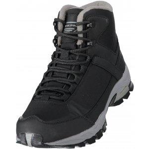 Pánské zimní boty ALPINE PRO BER UBTM171 ČERNÁ