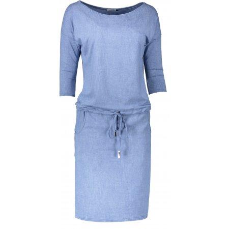 Dámské sportovní šaty NUMOCO 13-80 SVĚTLE MODRÁ