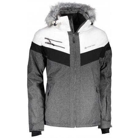 Pánská lyžařská bunda ALPINE PRO DOR 2 MJCM309 ČERNÁ