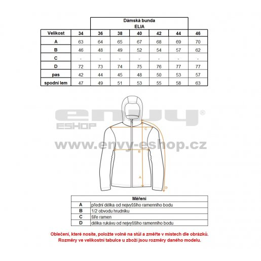 Dámská softshellová bunda KILPI ELIA IL0027KI TMAVĚ ČERVENÁ