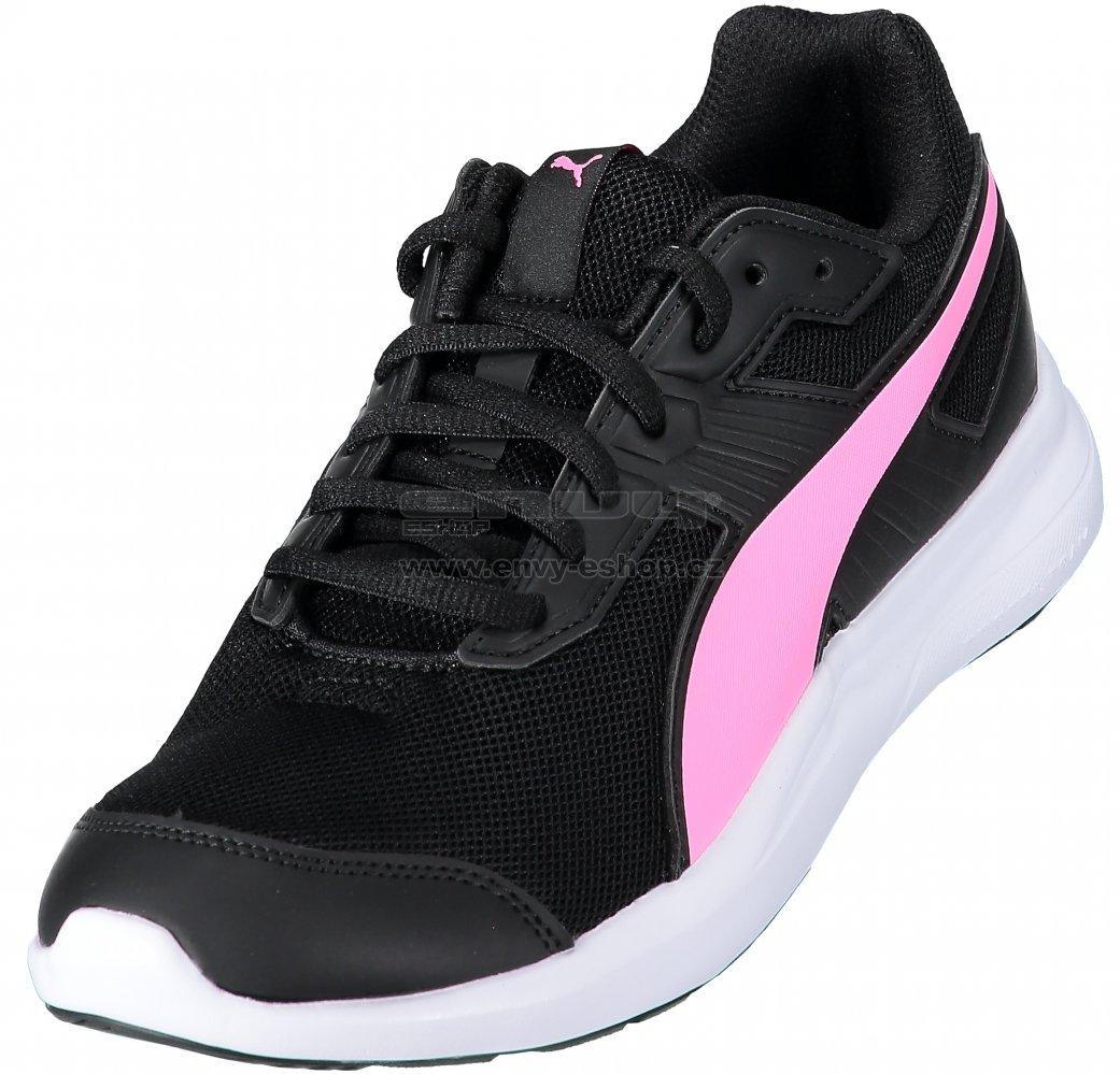 Dámská běžecká obuv PUMA ESCAPER MESH 36430717 PUMA BLACK KNOCKOUT PINK bb89979fc23