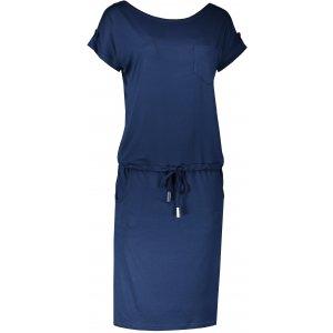 Dámské sportovní šaty NUMOCO A196-1 TMAVĚ MODRÁ