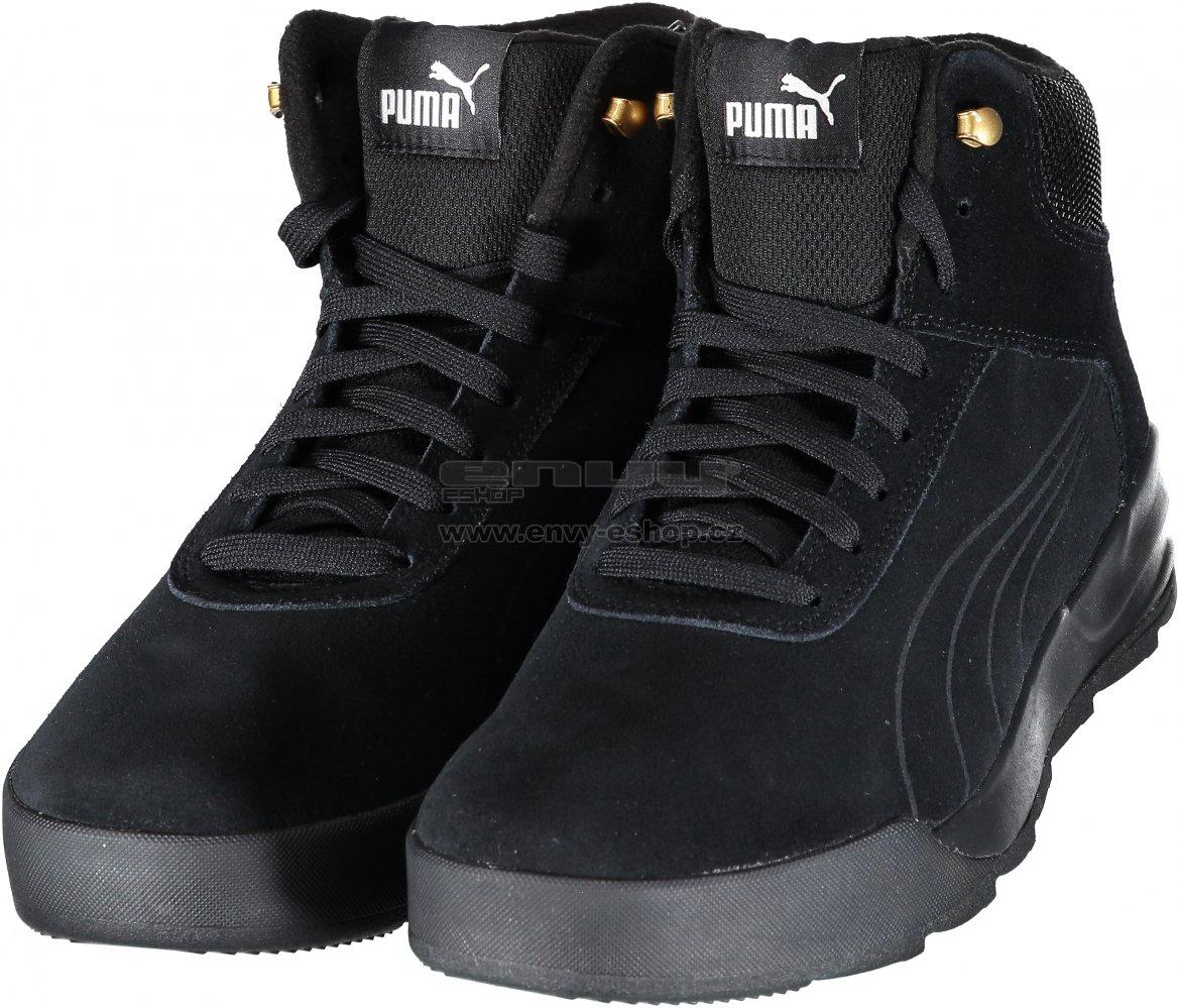 Pánské zimní boty PUMA DESIERTO SNEAKER 36122002 PUMA BLACK velikost ... 85a436f386