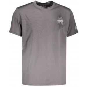 Pánské funkční triko ALTISPORT KOLLET ALMS18077 TMAVĚ ŠEDÁ