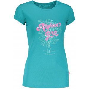 Dámské triko ALPINE PRO SASHA 2 LTSM341 MODRÁ