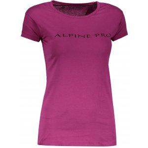 Dámské triko ALPINE PRO TRACTA LTSM459 FIALOVÁ