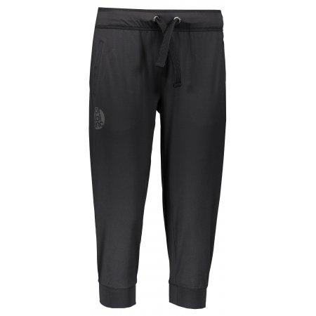 Dámské 3/4 kalhoty NORDBLANC CHIEF NBFPL6538 ČERNÁ