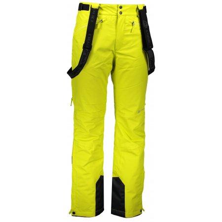 Pánské lyžařské kalhoty ALPINE PRO SANGO 6 MPAM312 ZELENÁ