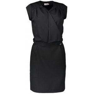 Dámské šaty NUMOCO A94-4 ČERNÁ