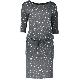 Dámské šaty NUMOCO A13-61 GRAFIT