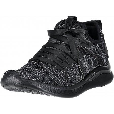 Dámská běžecká obuv PUMA IGNITE FLASH EVOKNIT SATIN EP WNS 19095901 PUMA BLACK