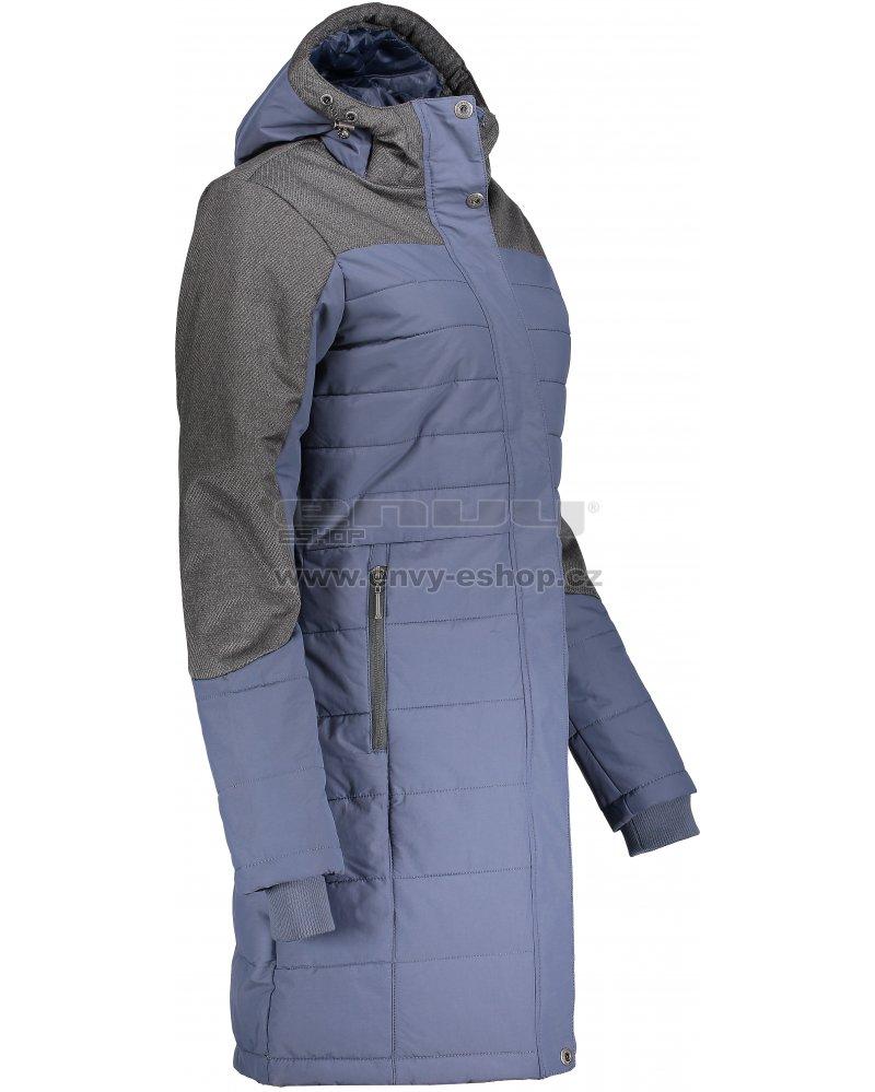 Dámský zimní kabát ALPINE PRO TESSA 2 LCTM061 MODRÁ velikost  S ... 9de08b79c2