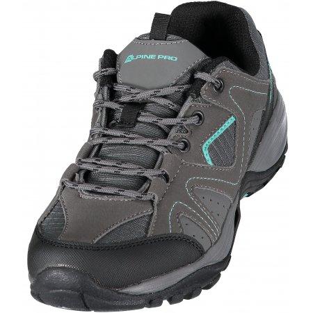 Dámské boty ALPINE PRO ERVA LBTM173 TMAVĚ ŠEDÁ