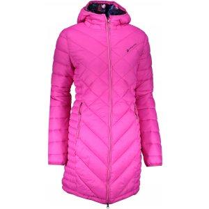 Dámský kabát ALPINE PRO ADRIANNA 3 LCTM064 RŮŽOVÁ