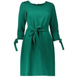 Dámské šaty NUMOCO 195-1 ZELENÁ