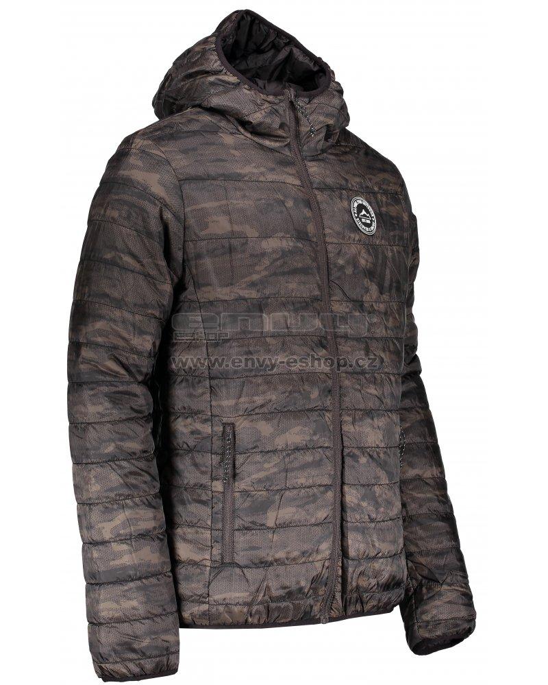 9789afaee4f Pánská zimní oboustranná bunda ALPINE PRO HOPER MJCM326 ČERNÁ ...