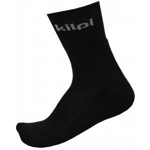 Ponožky KILPI AKARO-U IU0035KI ČERNÁ