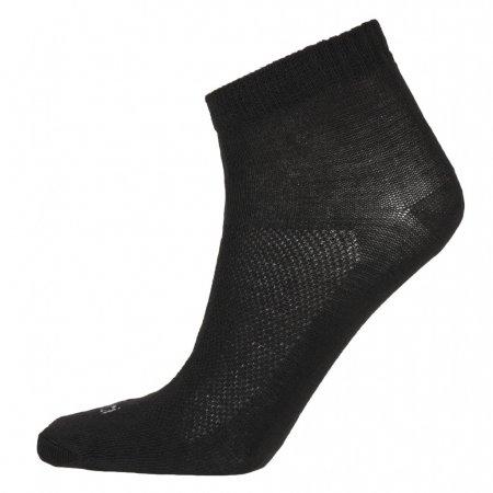 Ponožky KILPI FUSIO-U IU0033KI ČERNÁ