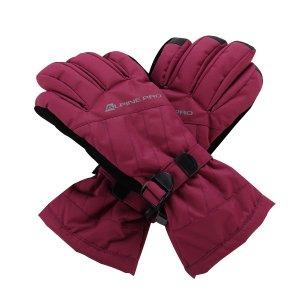 214c5e88cab Dámské zimní rukavice ALPINE PRO RENA LGLM014 FIALOVÁ