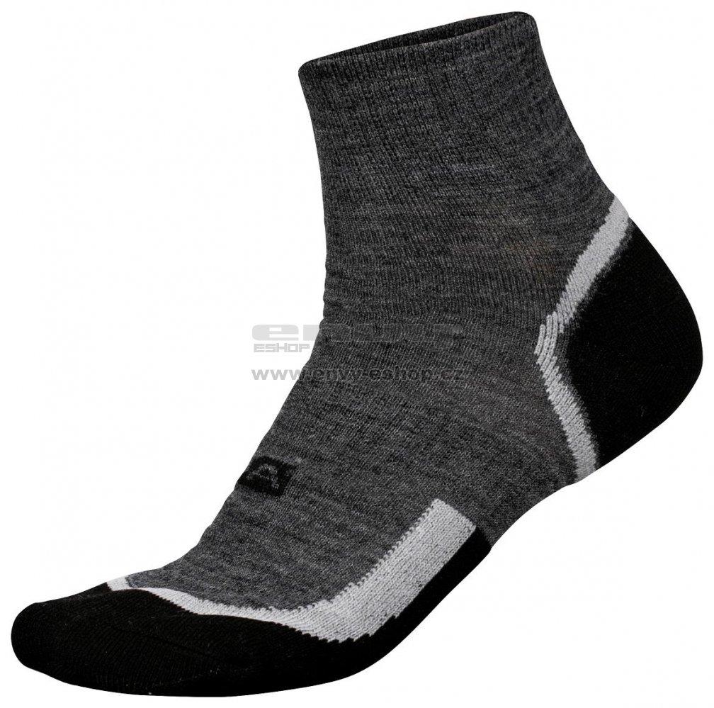 cedc23f8a49 Ponožky ALPINE PRO GENTIN 2 USCM038 SVĚTLE ŠEDÁ velikost  L   ENVY ...