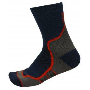 Ponožky KILPI KARITO-U IU0455KI TMAVĚ MODRÁ