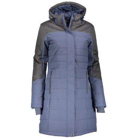 Dámský zimní kabát ALPINE PRO TESSA 2 LCTM061 MODRÁ