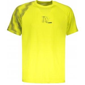 Chlapecké funkční triko ALTISPORT MAZANO-J ALJS18076 SVĚTLE ZELENÁ