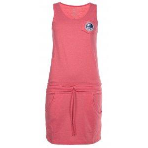 Dámské šaty KILPI FANTASIA-W IL0140KI RŮŽOVÁ