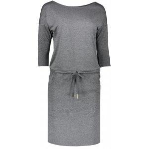 Dámské šaty NUMOCO A13-3A ŠEDÁ
