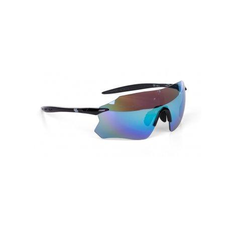 Sluneční brýle KILPI REZZA-U IU0022KI ČERNÁ