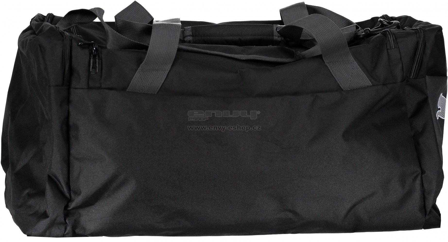 Sportovní taška PUMA FUNDAMENTALS SPORTS BAG M II 07496401 PUMA BLACK 38809707fcb93