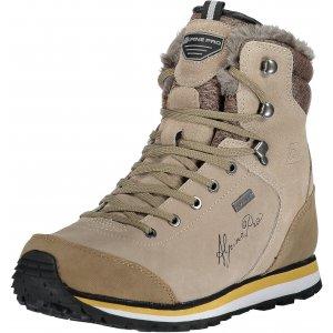 Dámské zimní boty ALPINE PRO XALINA LBTM143 BÉŽOVÁ