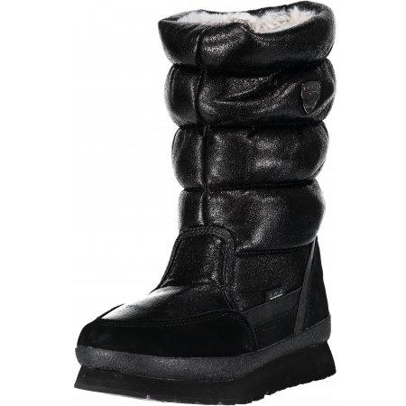 Dámské zimní boty LUHTA LEENU MS 75543477990 BLACK