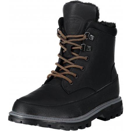 Pánské zimní boty LUHTA LUOTO MR 78516477990 BLACK