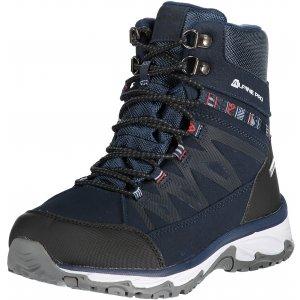 Dámská zimní obuv ALPINE PRO CAZA LBTM186 TMAVĚ MODRÁ