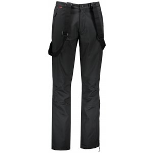Pánské kalhoty ALPINE PRO AMID 2 MPAM321 ČERNÁ