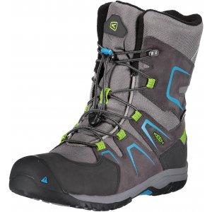 Dětské zimní boty KEEN LEVO WINTER WP Y MAGNET BLUE JEWEL 31386d6145