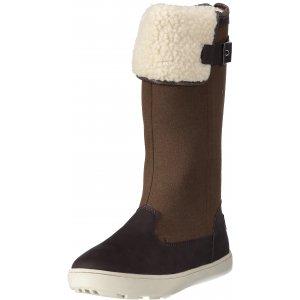 Dámské zimní boty ALPINE PRO NOELA LBTM183 HNĚDÁ