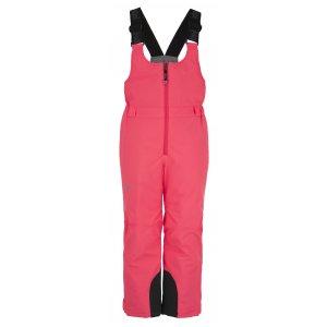 Dívčí lyžařské kalhoty  KILPI MIA-JG JJ0046KI RŮŽOVÁ