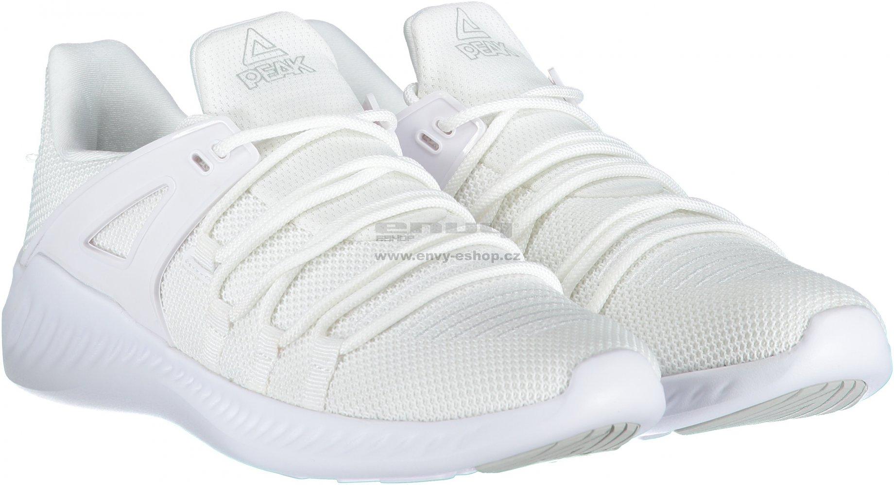 ec842ae4a9b Dámské sportovní boty PEAK URBAN CASUAL SHOES EW83138E BÍLÁ velikost ...
