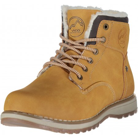 Pánské boty OMBRE AT248 CAMEL