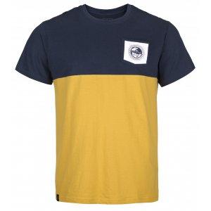 Pánské triko KILPI AREC-M JM0302KI ŽLUTÁ