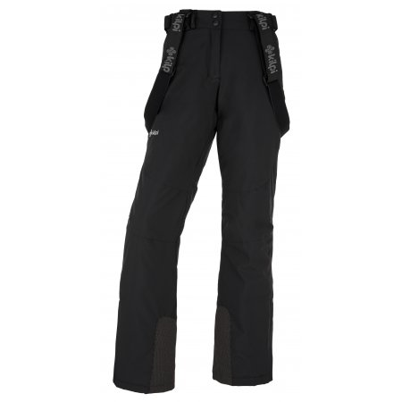Dámské lyžařské kalhoty  KILPI ELARE-W JL0011KI ČERNÁ